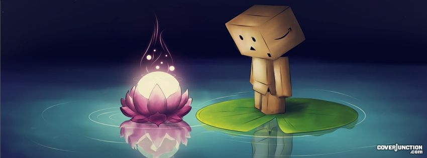 blossom night facebook cover