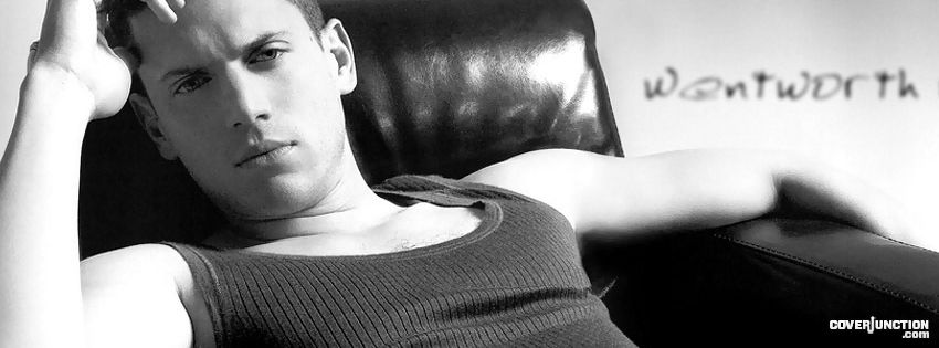 Wentworth Miller Facebook Cover