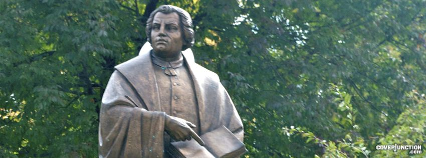 Martin Luther Facebook Cover