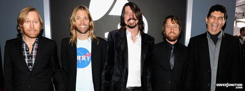 Foo Fighters 002 Facebook Cover