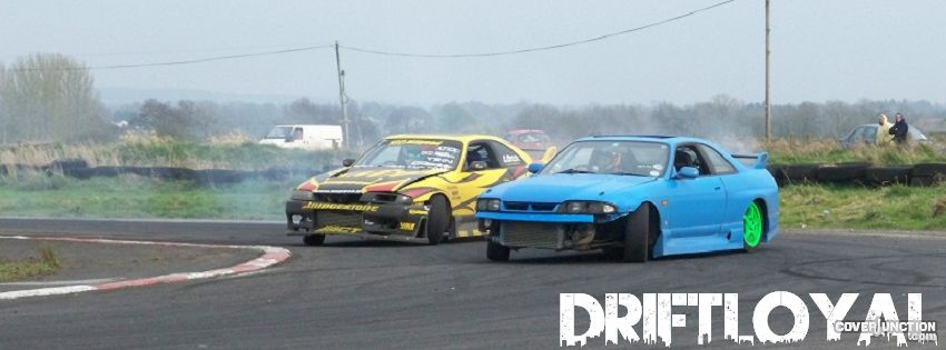 DriftLoyal Aughadowey Facebook Cover