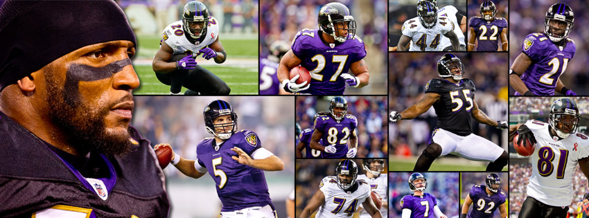 Baltimore Ravens Cover Photo facebook cover