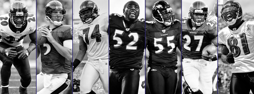 Baltimore Ravens Cover Photo Facebook Cover - CoverJunction