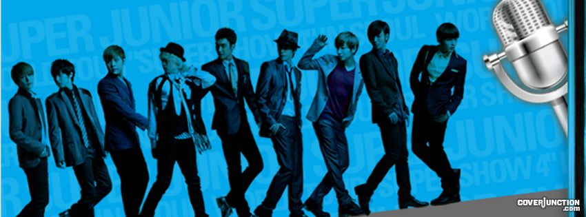 Super Show 4 Facebook Cover
