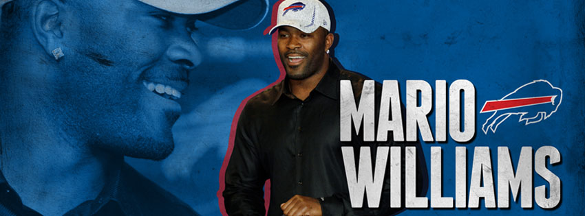Mario Williams Facebook Cover - CoverJunction