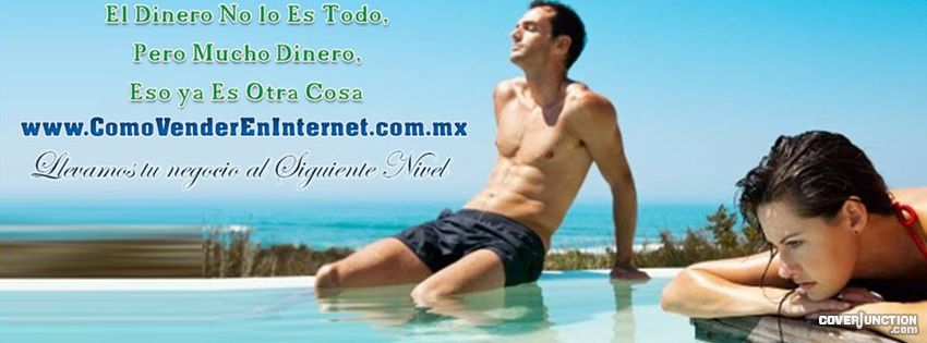 cOMO vENDER eN iNTERNET Facebook Cover