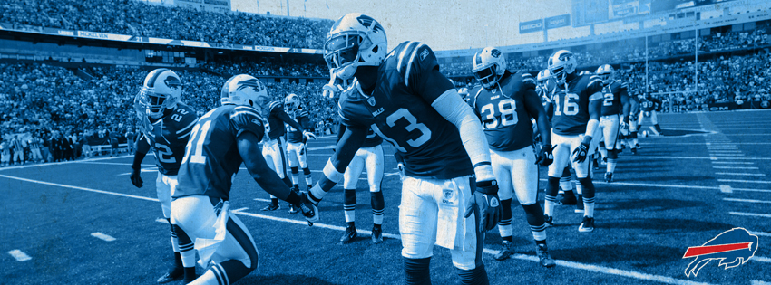 Buffalo Bills Facebook Cover - CoverJunction