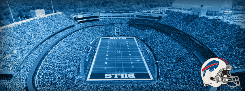 Ralph Wilson Stadium Facebook Cover - CoverJunction