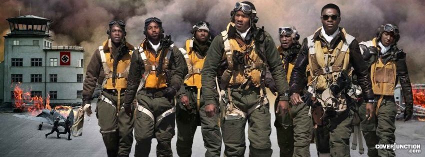 red tails Facebook Cover