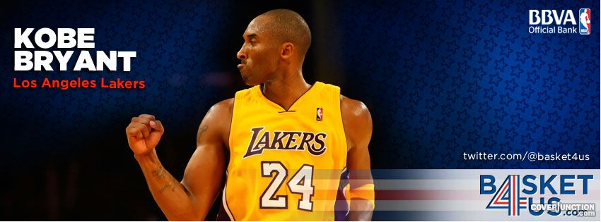 Kobe Bryant Facebook Cover - CoverJunction