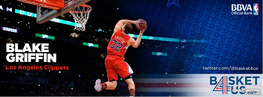 Blake Griffin Facebook Cover