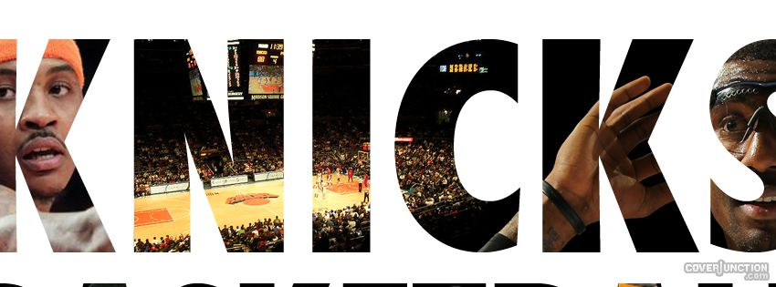 Knicks facebook cover