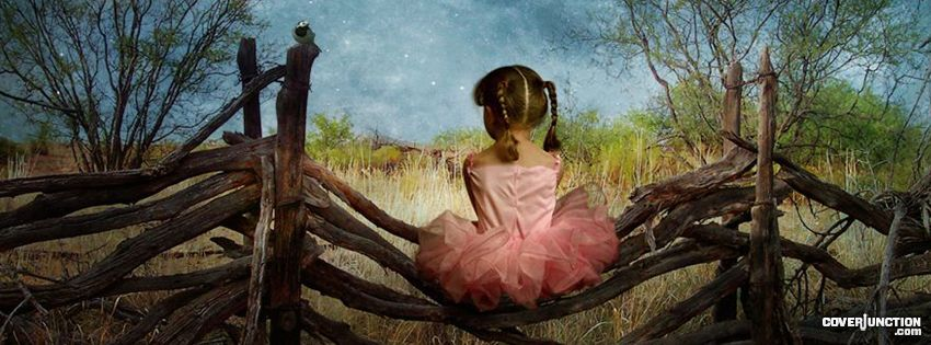 baby girl Facebook Cover - CoverJunction