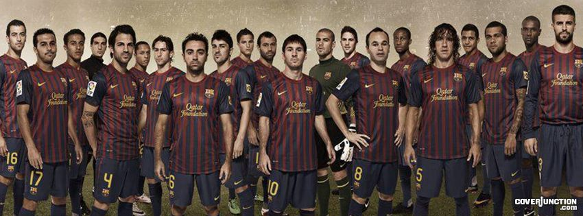 BARCELONA facebook cover