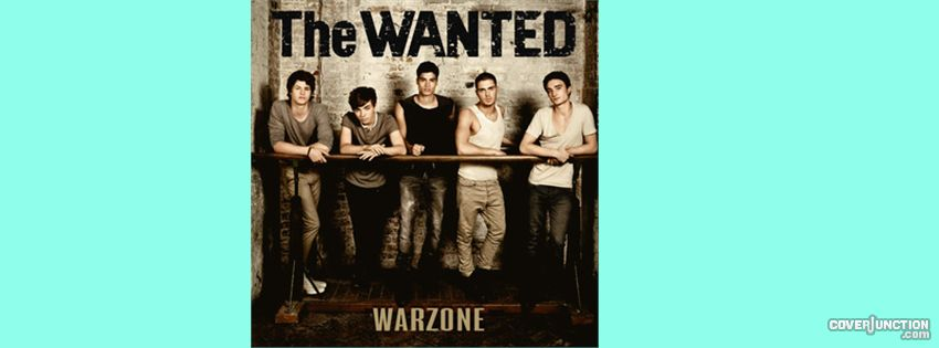 My Fit Boys The WANTED <3 Facebook Cover
