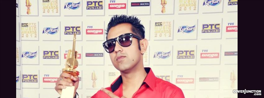 gippy grewal Facebook Cover - CoverJunction