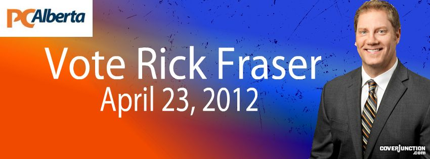 Vote Rick Facebook Cover