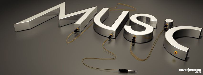 Music plug Facebook Cover