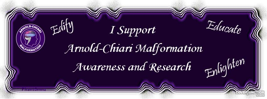 Chiari Malformation - Support Facebook Cover