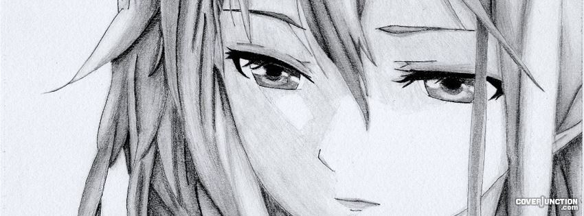 Guilty Crown  Facebook Cover