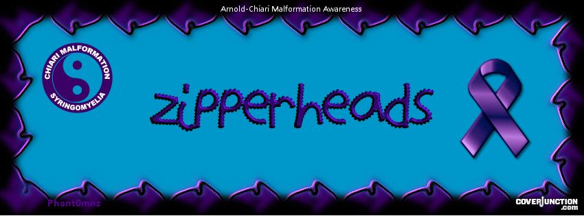 Chiari Malformation - Zipperheads facebook cover