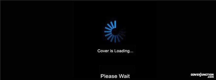 loading facebook cover