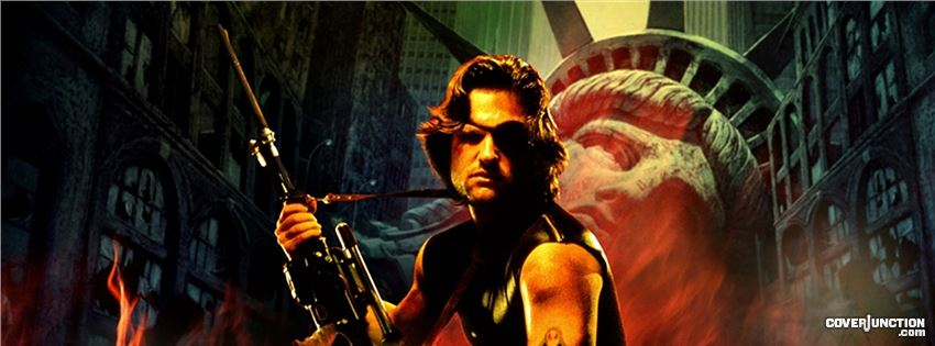 Escape from New York Facebook Cover