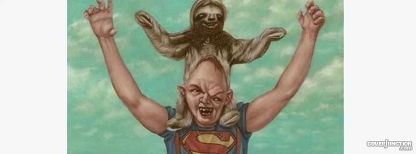sloth epicness facebook cover