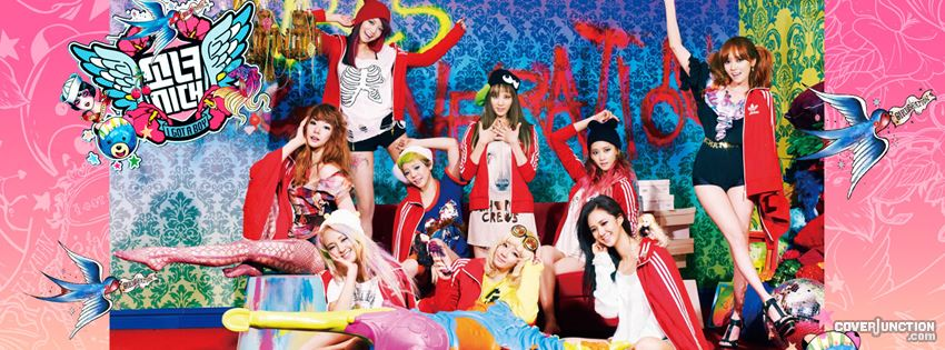 I GOT A BOY Facebook Cover
