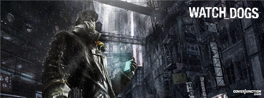 WATCH DOGS Facebook Cover