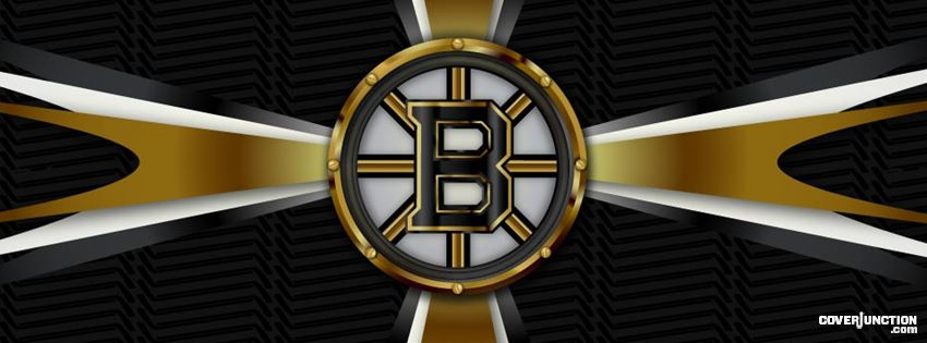 Boston Bruins Logo Facebook Cover
