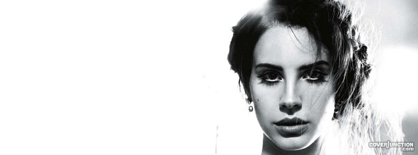 Lana Del Rey Facebook Cover