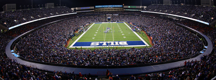 Night game at the Ralph facebook cover