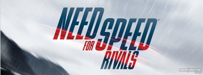 NFS Rivals2013 facebook cover