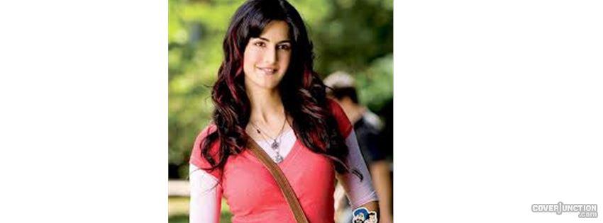 welcome  to Katrina Kaif fans facebook cover