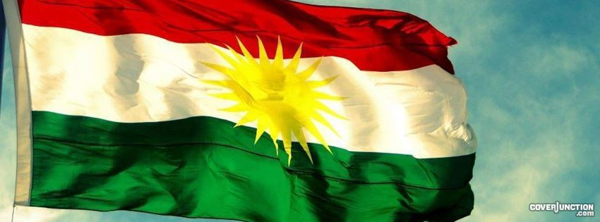 Kurdistan Facebook Cover - CoverJunction