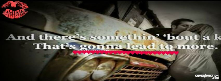 Country Lyrics. Song: Something About A Truck facebook cover