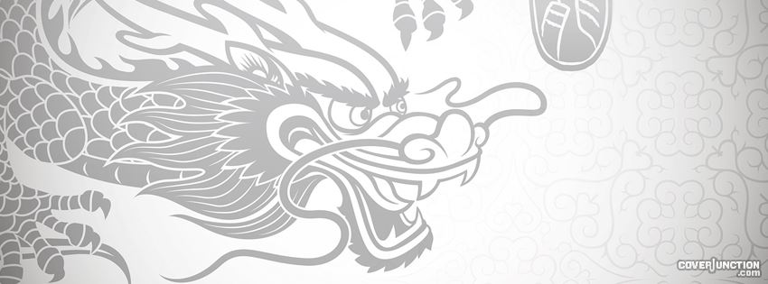 China Dragon Facebook Cover