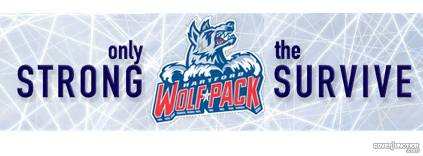 hartford wolf pack Facebook Cover