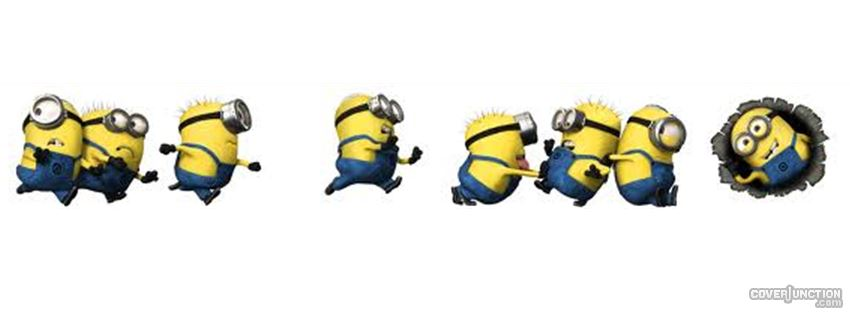 Minions Facebook Cover - CoverJunction