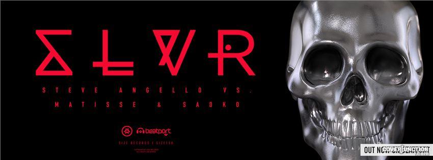 Steve Angello SLVR facebook cover