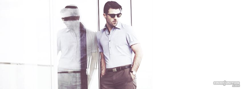 Zachary Quinto facebook cover