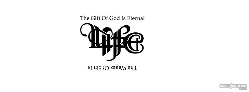 Ambigram Facebook Cover