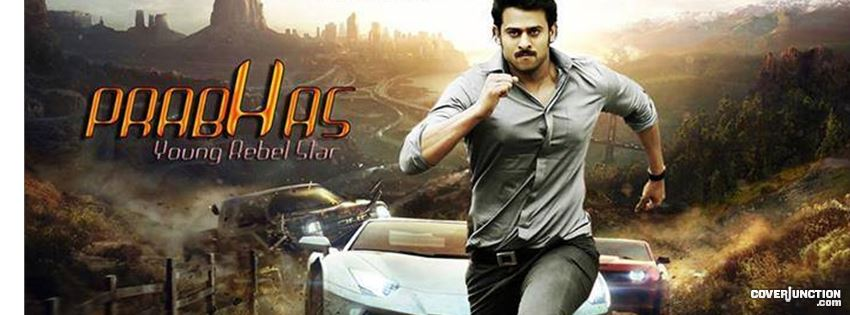 prabhas facebook cover