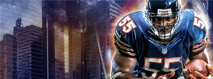 2013 Season - Lance Briggs facebook cover