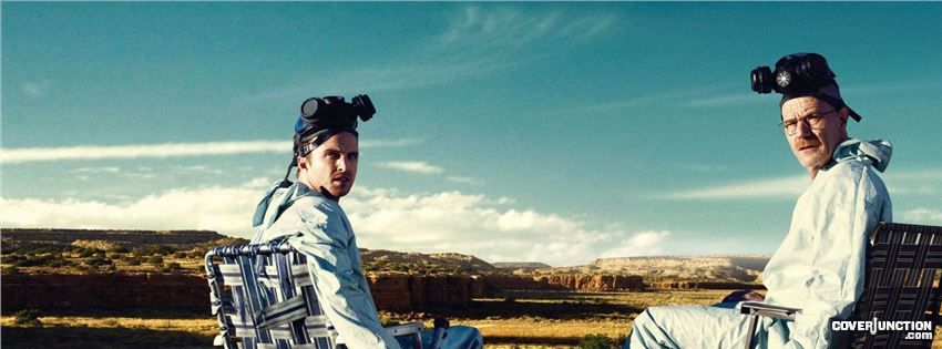 Emmys Winner - Breaking Bad Facebook Cover