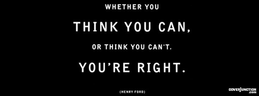 Henry Ford Quote facebook cover