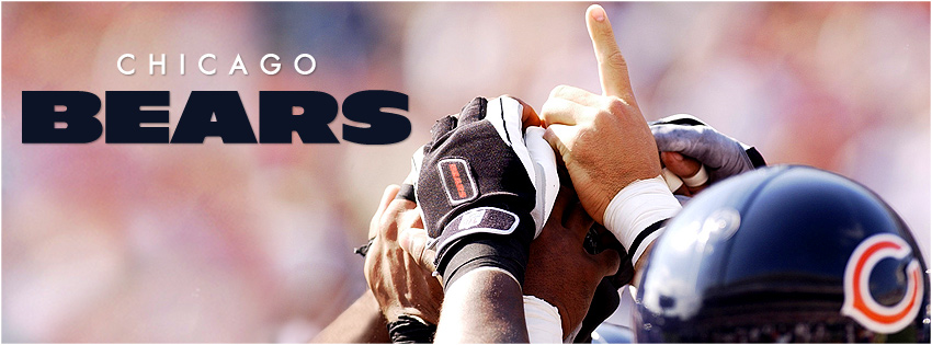 Chicago Bears Cover Photo Facebook Cover