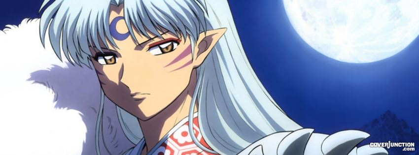 sesshomaru facebook cover