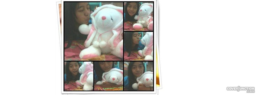 i love you intania :* :* facebook cover